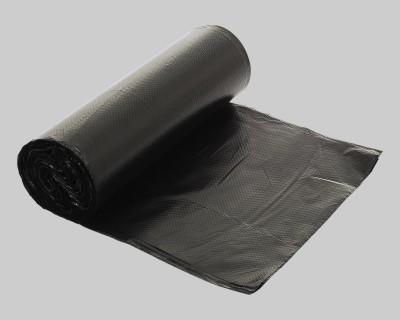 Black Flat Top Bin Liners (x120)