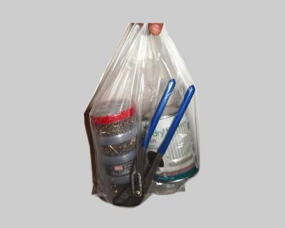 Heavy Duty Vest Bags (x500)