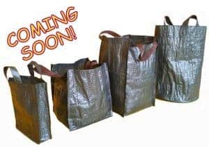 coming soon garden bags